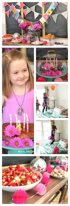 Birthday ideas on pinterest birthday parties printables for Last minute party ideas