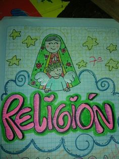 Kinds Of Salad, Wax Paper, Book Journal, School Supplies, Mother Nature, Religion, Doodles, Notebook, Neon Signs