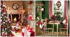 Ya se acerca la navidad y debemos pensar que materiales están de moda para decorar, en este articulo les dejo 5 ideas para decorar la casa en navidad.