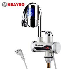 3000 W Calentador de Agua eléctrico Inmediato Del Grifo de la Cocina grifo de agua filtro de 2 tipos de modo de salida puede ser consumido directamente