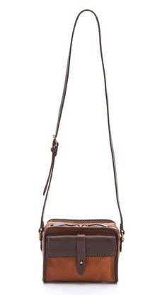 Madewell Heritage Leather Camera Bag