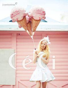 Red Velvet - Ceci Magazine May Issue '15
