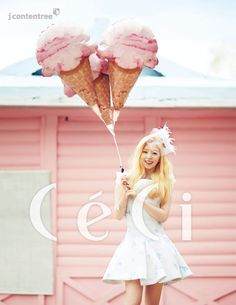 Red Velvet - Ceci Magazine May Issue '15