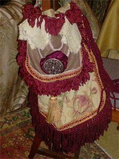 WildFlower Heart Knapsack  Call 662-417-2651 to Order  #Gypsy #Bohemian #Knapsack