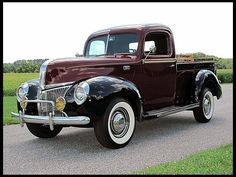 1941 Ford 11C Pick-up