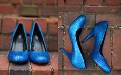 20 Mod Podge shoe projects - revamp your footwear! - Mod Podge Rocks
