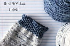 Today we'll be learning how to work an Icelandic Bind-Off. (My personal favorite bind-off for almost everything.) I've posted the video on my site along with a few notes and all the links you might need. Knitting Socks, Hand Knitting, Knitted Hats, Learn How To Knit, Bind Off, Garter Stitch, Photo Tutorial, Extra Money, Yarns