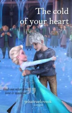 "You should read ""The cold of your heart 