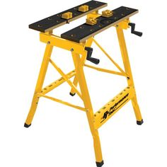 29 99 Stanley Folding Workbench 250 Lb Weight