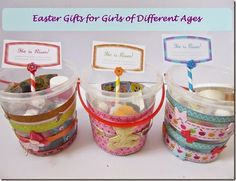Easter gifts for pre school boys gift ideas pinterest school easter gifts for girls fo different ages negle Image collections
