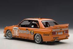 BMW M3 E30 DTM 1992 #19 Jägermeister Hanhe