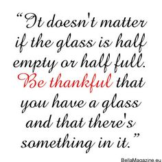 thankful #quote