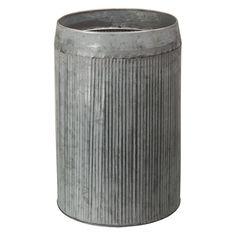 Bildresultat för stora krukor zink