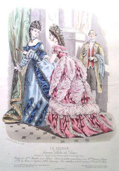 La Saison 1873
