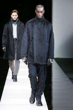 #Trends #Menswear Giorgio Armani Fall Winter 2015 Otoño Invierno #Tendencias #Modas Hombre