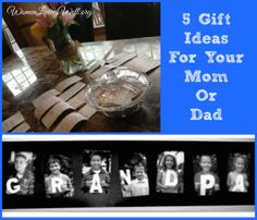 5 Gift Ideas For Your Mom or Dad - Women Living Well