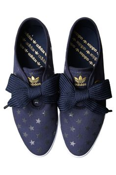 adidas bow flats | German Fashion Adorable. I really want them