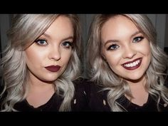 Get Ready With Me: Classic Fall Makeup | Brianna Fox - YouTube