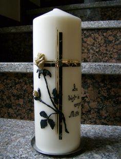 Pillar Candles, Google, Candles, Candle Art, Crafts, Wax, Taper Candles