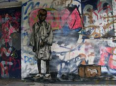 stencil / paste-up | Flickr: Intercambio de fotos