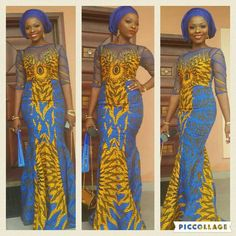 stunning mouth watering and Latest Ankara Styles