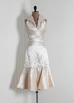 1950s Timeless Vixen Vintage