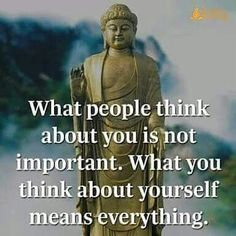 Who cares what they think. We all forget we should not judge. Buddhist Quotes, Spiritual Quotes, Wisdom Quotes, Me Quotes, Buddha Quotes Inspirational, Motivational Quotes, Buddha Quotes Love, Positive Affirmations, Positive Quotes