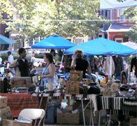 Uhuru's Giant Flea Market this Saturday @  Clark Park  - early writing - www.uwishunu.com #philadelphia #shopping #thingstodo