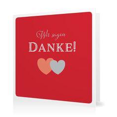 Dankeskarte Amors Pfeil in Kirsche - Klappkarte quadratisch #Hochzeit #Hochzeitskarten #Danksagung #Foto #kreativ #modern https://www.goldbek.de/hochzeit/hochzeitskarten/danksagung/dankeskarte-amors-pfeil?color=kirsche&design=e15b8&utm_campaign=autoproducts