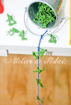 Atelier de Festas: Toy Story do Guilherme