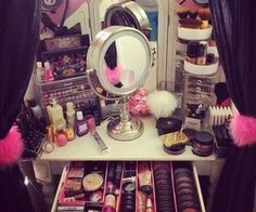 #makeup #dreamvanity #loveit