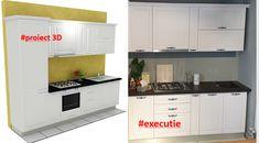 De la vis la realitate numai la #Gobilier #😍❤️ #🎁 Proiect 3D #gratuit in magazinele noastre din #marasti si #manastur #cluj. #promo TVA CADOU continuă si in luna #februarie! G(m)obilam impreuna? #☎️ 0748048048 #📧 contact@gobilier.ro Ms Gs, Furniture Decor, Kitchen Cabinets, Home Decor, Decoration Home, Room Decor, Cabinets, Home Interior Design, Dressers