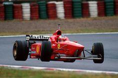 Schumacher - Ferrari - 1996