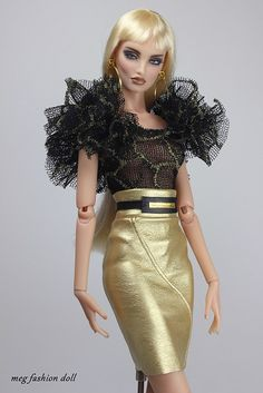 New outfit for Kingdom Doll / Deva Doll / V | Flickr - Photo Sharing!