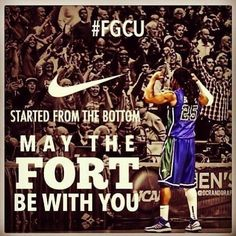 Heck yeah FGCU! March Madness