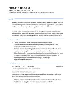 Self Assessment   resume format   Pinterest   Simple  Self     duupi