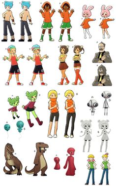 The Amazing World of Gumball: Personified by Mikeinel on DeviantArt