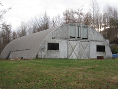 PG 87A-018 Black Swamp Farm, Quonset Hut, view of the north elevation, looking southwest.JPG (2048×1536)