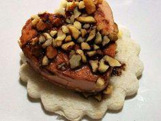 Cuori di Foie Gras pralinati all'aceto balsamico