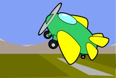 Flieger by @klsgfx, Made for my son., on @openclipart