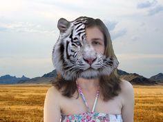 Siberia Tiger Girl