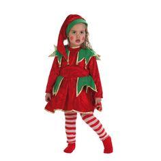 Disfraz Elfa Infantil