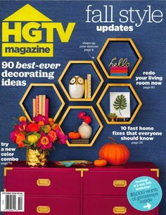 As Seen in HGTV: Place Mat Napkin Matchup