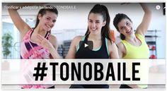 Tonificar y adelgazar bailando | TONOBAILE