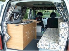 Suzuki Carry conversion to micro campervan.
