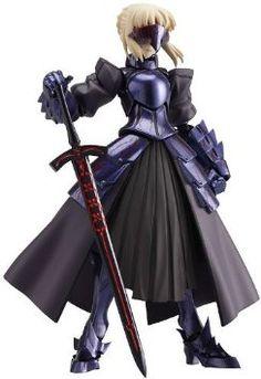 Fate Stay Night Figma 072 Saber Alter ver. Figurine