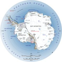 Antarctica, is it melting or not? Man-made global warming can't explain this climate paradox -- Sott.net