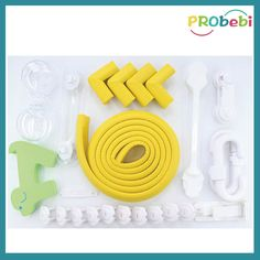NOUVEAU 11 Pcs Bébé Sécurité Set Home Safety Centre Socket Plug cover enfant Proofing