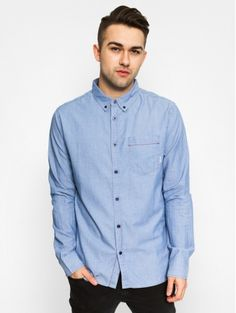 Element Košile Cooper LS (illusion blue)