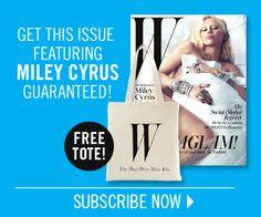 Bruce Weber W Magazine - Spring Fashion Inspiration from the W Mood Board | W Magazine
